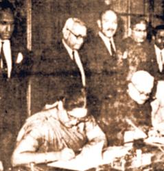 Sirima-Shastri-Pact