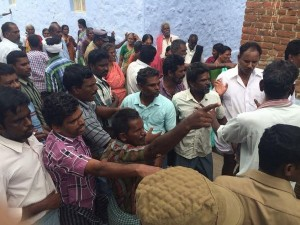 Vaiko-house-protest