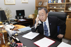 Secretary General advisors meeting
