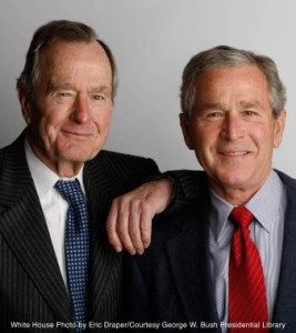 George-w-Bush-and-father