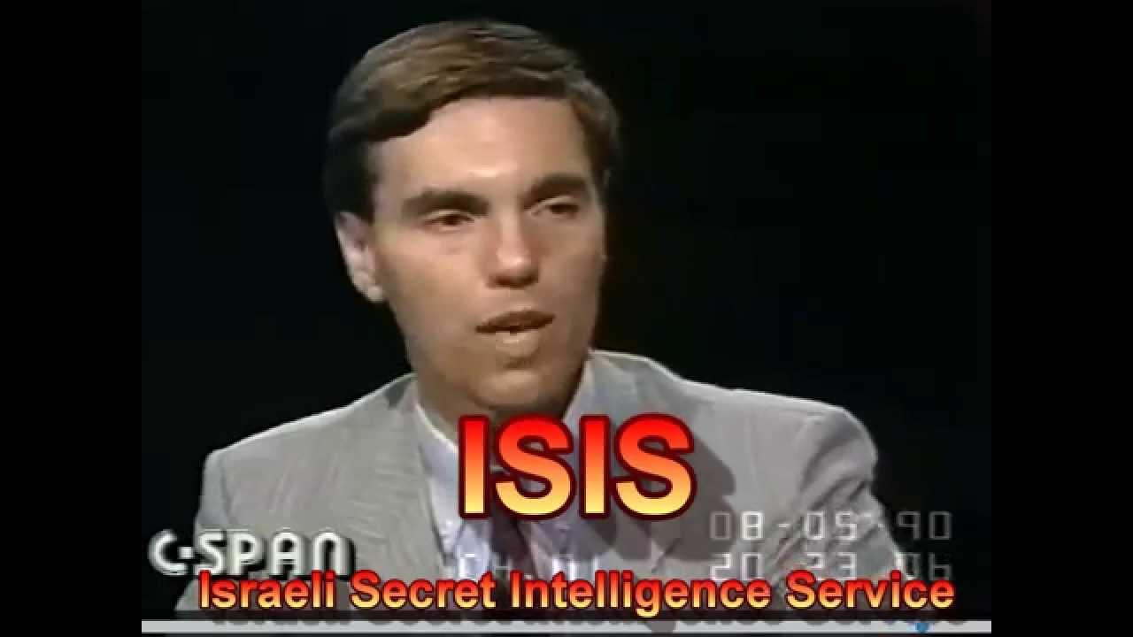 ISIS revealed as ISRAELI SECRET INTELLIGENCE SERVICE