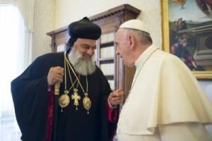 pope-francis-with-syriac-orthodox-patriarch