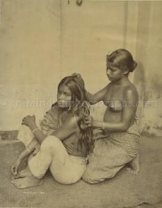 றொடியா சாதிப் பெண்கள்