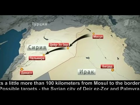 US and Saudis grant 9,000 ISIS fighters free passage from Iraqi Mosul to Syria